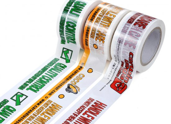 7M Printed Packaging Tapes