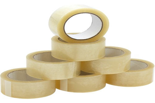 Clear White Transparent Adhesive Packing Tapes