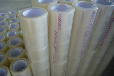 Transaparent Adhesive Tapes