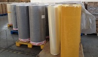 Packing BOPP adhesive Tapes in Pakistan