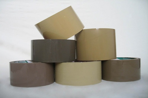 7M Brand Brown Packing Tapes
